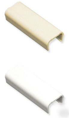 New icc raceway joint cover 1 3/4 in 10 pack ivory