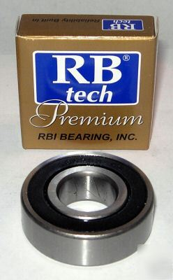 Ss-6203-2RS premium stainless steel ball bearings 17X40