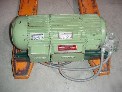 Used perske frequency converter 2.7HP