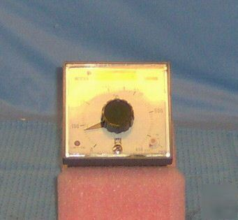 Wm weather measure controller gage 0-650*c