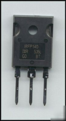 140 / IRFP140 / international rectifier power mosfet