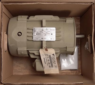 5 hp general electric energy saver 5KS184SSP100D