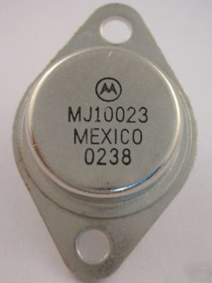5, motorola npn MJ10023 power transistors,250W to-3