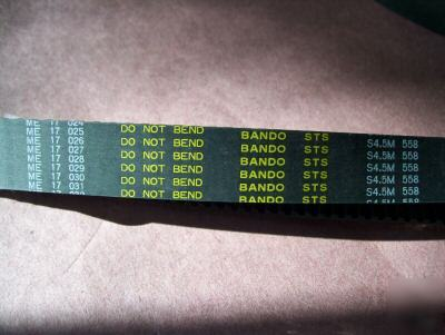 Belts lot sale 3 fanuc xgmf-08178OTHER belts in store