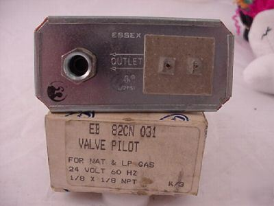 Carrier eb 82CN 031 pilot valve essex SX482 482 602222