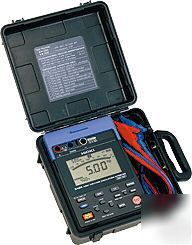Hioki 3455 high voltage insulation tester 5 kv hitester