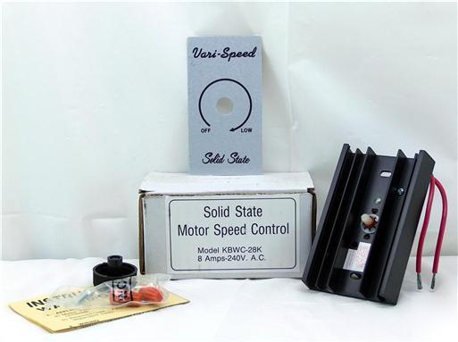 Kb Electronics Kbwc 28k Ac Motor Speed Control 240v 8a