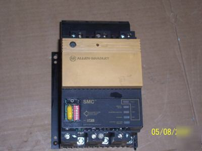 Like new allen bradley smart motor controller smc plus