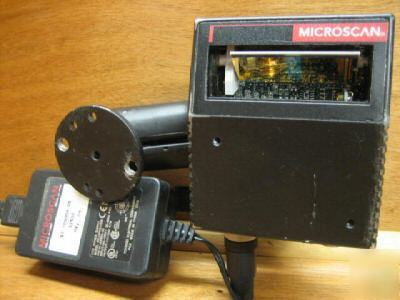 Microscan ms-850 fs-0850-0002 barcode MS850 w/ base arm