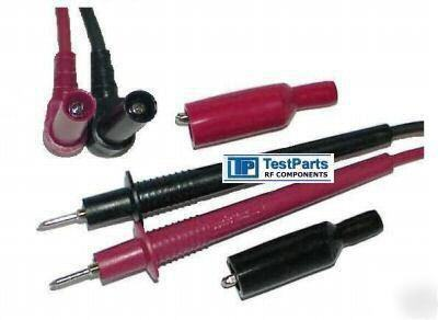 New TL06 test leads for fluke 10 23 73 87 189 & more..