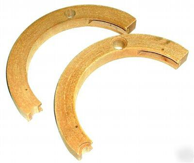 New bridgeport part 11193620 j-hd brake shoe set