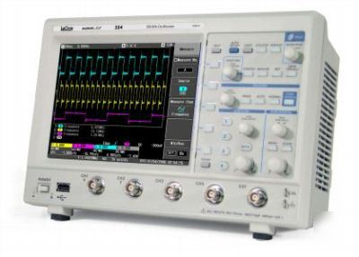 New lecroy wavejet 314 color digital oscilloscope