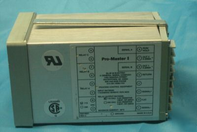 Power master 1/ temperature controller