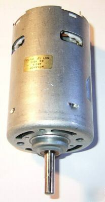 Johnson 220 v dc electric motor pulse generator for Johnson electric dc motors