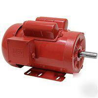 2 hp 1800 rpm tefc weg farm duty motor