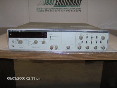 Agilent - hp 5328A/21/40/11 universal counter