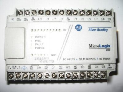 Excellent Allen Bradley Micrologix 1000 Plc Ideas - Electrical ...