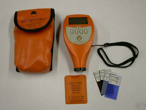 Elcometer 456 w/ integral bigfoot probe & bluetooth