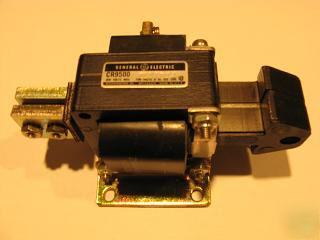 Ge industrial solenoid CR9500 115V/60HZ, 600 volts max
