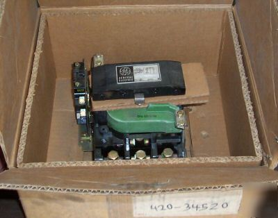 General electric CR205E000AAC size 3 contactor
