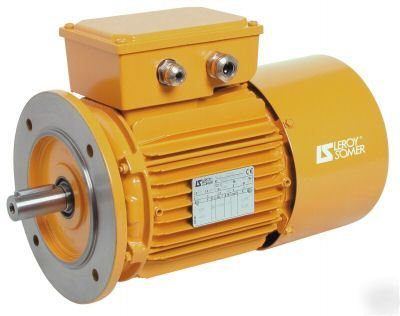 leroy somer brake motor series fcr 4brb32tc