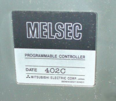 Mitsubishi A61P programmable controller