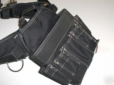 New contractor pro electricians tool pouch