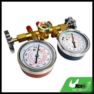 New manifold gauges must have vehicles automobile tools