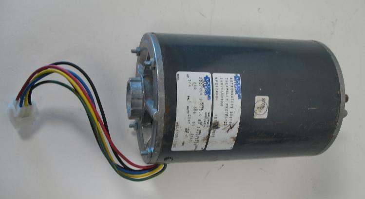 Robbins myers 3/4HP 3450 rpm motor engine electrical