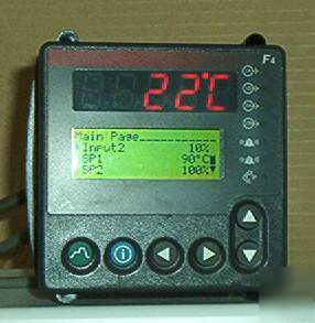 Watlow F4DH-cccc-01AT temperature controller