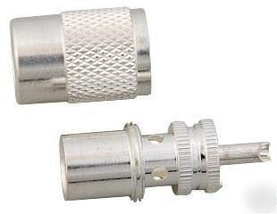 05-01182 pl-259 silver uhf coax connector rg-8 LMR400