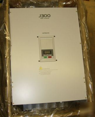 220V 55KW three phase hitachi J300-550LF5 inverter