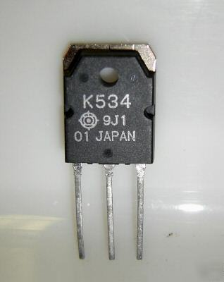 2SK534 hitachi orig n-ch mosfet high speed pwr sw xstr