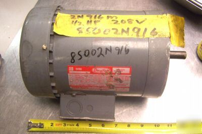 Dayton 2N916M ac motor 1/2 hp F56C 3 ph 1725/1425 rpm