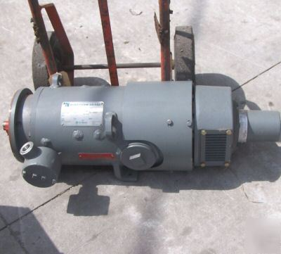 Ge eurotherm 3 hp dc drive motor explosion proof