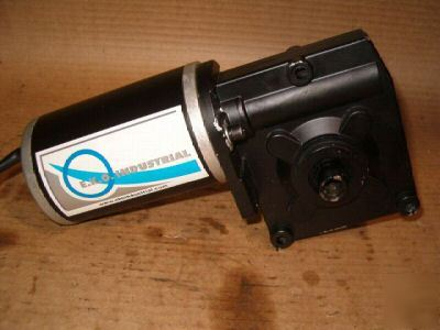 Gearmotor 12 volt great for feed system/carts/ why?