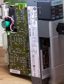 Like new plc's remanufactured -allen bradley 1747-L551