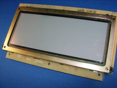 New EL4737MS planar flat panel displ electroluminescent