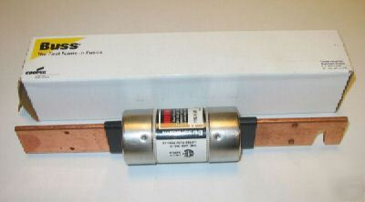 New buss bussman frs-r-200 time delay fuse 600V RK5