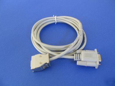 New omron plc programming cable CQM1-CIF02,