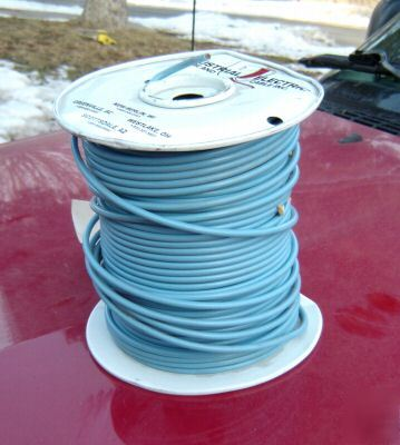 10 ga strand insulated wire 400 ft 600V rated 105 c