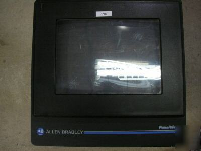 Allen-bradley panelview 1200 ab operator interface