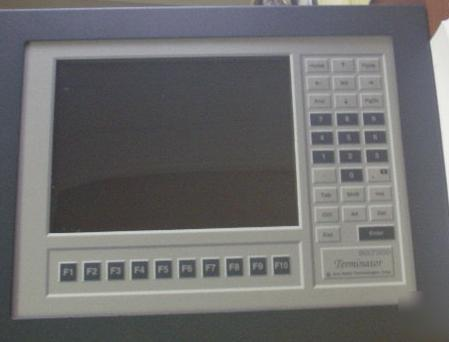 Ann arbor terminator INX7000 touch screen control panel
