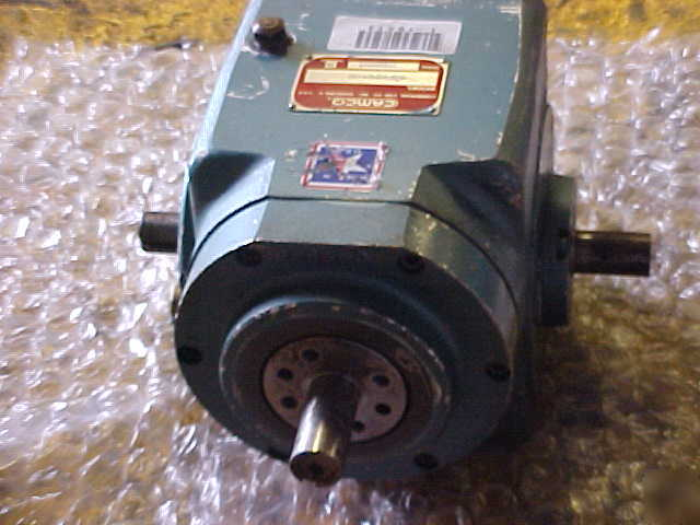 Camco indexer drive model 401PA 6 H24-90