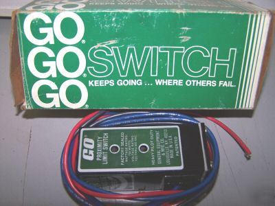 Go switch 211437 proximity limit switch