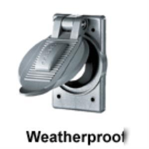Hubbell WP2 weatherproof cover