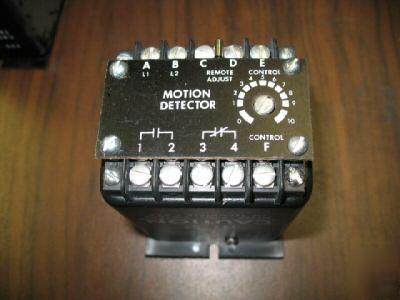 Issc kanson 1214-1GB solid state motion detector -nos