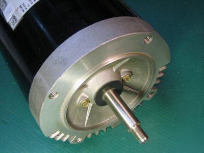 Marathon motor 1 hp, 3 ph, 208-230/460 volt, 3450 rpm