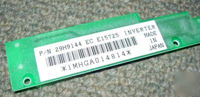 New 1MHGA014814 p/n 29H9144 lcd inverter pcb 200PCS