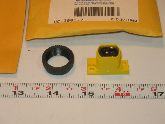 New banner mini-beam replacement lens uc-300C.7